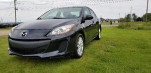 Mazda 3 low km factory warranty