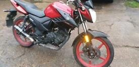 YAMAHA YS 125 manual excellent condition only 1499