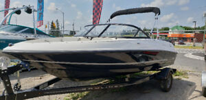 NEW - 2016 Bayliner 175 bowrider boat w/trailer 3.0L Mercruise