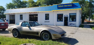 Automotive Car/Truck and trailers repair Shop (Talbot Service)