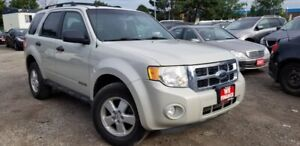 2008 Ford Escape 4WD 4dr I4 XLT