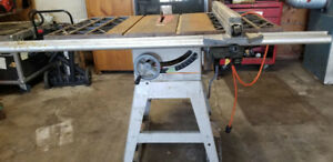 "10"" Table Saw for sale. Heavy Duty"