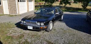 1988 XJ6 Jaguar Sovereign