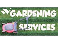 Garden service & rubbish removal