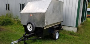 Cargo/Enclosed trailer aluminum & metal