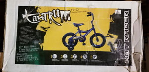 Tantrum 12 inch boys bike