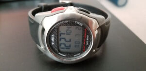 Timex Watch with Heart Rate Monitor