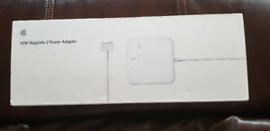 45W MagSafe 2 Power Adapter (Brand New)  Never used