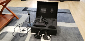 Logitech G29 Wheel/Pedals/Shift and Oculus Rift