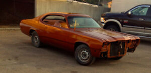 NUMBERS MATCHING 340 DUSTER