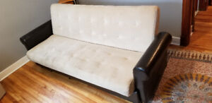 Used futon - functional and practical