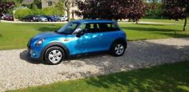 2015 (15) Mini 1.5TD ( Pepper ) ( s/s ) One 34,000 MILES IMMACULATE CONDITION