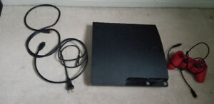 Perfect condition ps3 100$