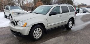 2008 Jeep Cherokee 4x4 DIESEL *** SUNROOF, HTD STS, Leather  ***