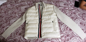 Brand new moncler sweater jacket