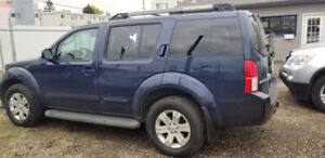 Nissan Pathfinder 2006 Limited