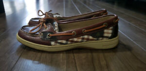 SPERRY TOP SIDER BOAT SHOES - Size 6