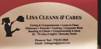 Lisa Cleans & Cares