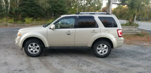 2011 Ford Escape Limited Fully Loaded $9,750 OBO