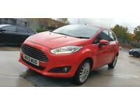 2013 Ford Fiesta 1.0 Titanium 5dr HATCHBACK Petrol Manual