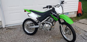New Price Kawasaki KLX140 Like New!
