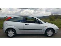 2005 Ford Focus 1.4 CL 3dr HATCHBACK Petrol Manual
