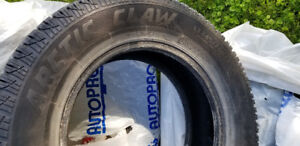 **ARTIC CLAW WINTER Tires**
