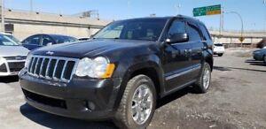 Jeep Grand Cherokee Limitée 98$ PAR SEMAINE *SIEGE 2010