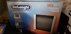 BNIB DeLonghi Living Innovation Safe Heat Heater