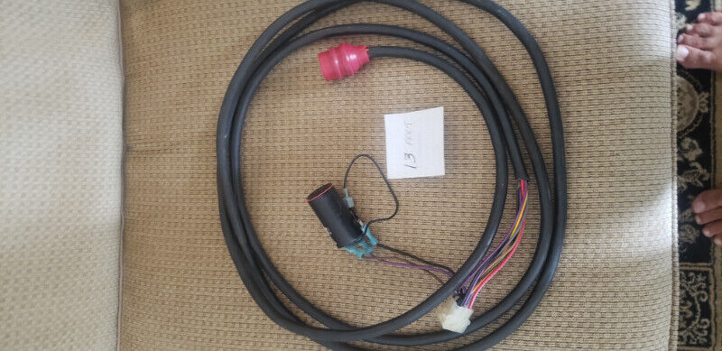 OMC wiring harness ..   Powerboats & Motorboats   Guelph   Kijiji on
