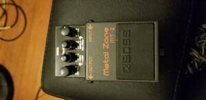 Boss Metal Zone 2 Pedal