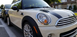 2012 Mini Cooper 6 speed manual