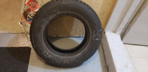 13 inch Winter Tires x4 $200 used (Tercel)