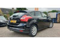 2011 Ford Focus 1.6 TDCi 115 Titanium*Low Mileage*Bluetooth*Road Tax £20