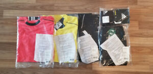 NEW & USED - Adidas Soccer Ref Uniforms - SMALL