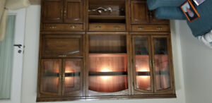 Wall Unit 3 Sections