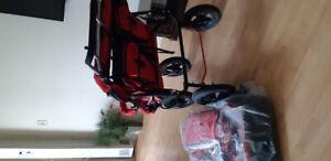ABC Adventure quad stroller