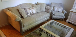 Sofa Set - With Delivery