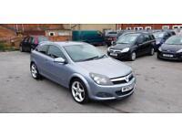 Vauxhall/Opel Astra 1.9CDTi 16v ( 120ps ) ( Exterior pk ) Sport Hatch 2007 SRi