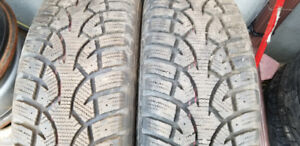 2 Brand new General Altimax 215/70R16