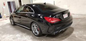 2016 Mercedes Benz CLA 45 AMG LOW KM***