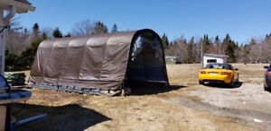 20' x 12' Temporary Shelter for sale