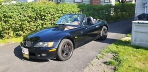 1997 BMW Z3 Roadster convertible automatic.