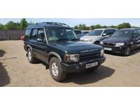 2002/3 Land Rover Discovery 2.5Td5 (7 Seats) Long MOT BARGAIN ! ! !