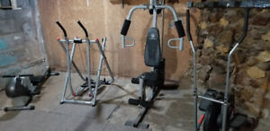 Great home gym equipment available, make an offer!