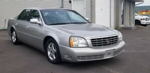 Cadillac DeVille 4dr Sdn DHS 2005
