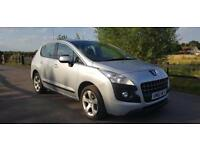 2010 PEUGEOT 3008 1.6 HDi 112 Sport 5dr