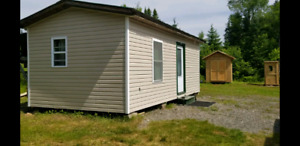Camp - chalet  on 1 acre crown lease