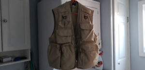 Vest for fishing or photography gear
