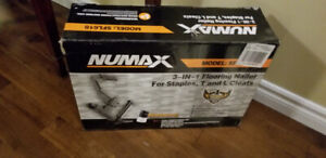 NuMax SFL618 Pneumatic 3-in-1 15.5/16 Gauge Flooring